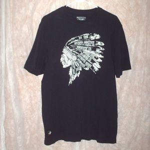 Winchester Indian Head short sleeve T-shirt - XL